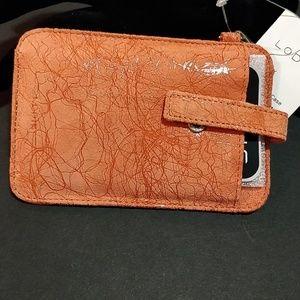 * Lodis Smartphone Card Case Orange